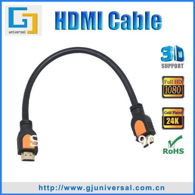 1M 3FT HDMI Cable 1.4v HDMI Cable Male to Male 1.4 Version,3D 1080P HDMI M to M Cable