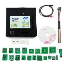 XPROG-M v5.84 v5.75 5,74 X Prog M Box V5.55 Авто ECU чип Тюнинг программист Xprogm Xprog 5,55 лучше, чем Xprog5.50 X-prog 5,0