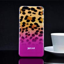Luxury Puro Just Cavallis Leopard / Snake Print TPU Case Silicon Cover for iphone 6 Plus case 5.5inch phone case