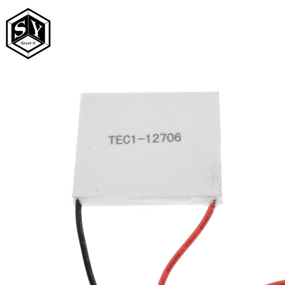 Image 5 - 50PCS 100% New the cheapest price TEC1 12706 TEC 1 12706 57.2W 15.2V TEC Thermoelectric Cooler Peltier (TEC1 12706)-in Integrated Circuits from Electronic Components & Supplies