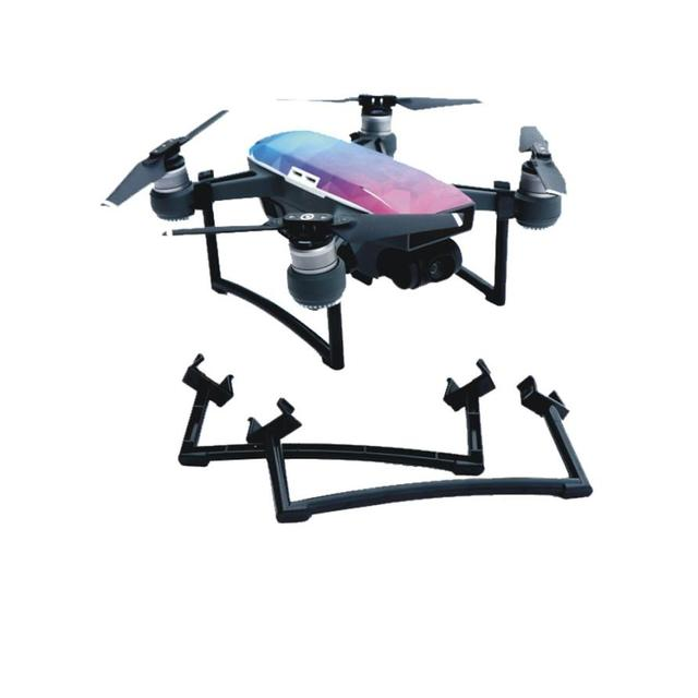 4Pc Silica Gel Motor Protective Cover Accessories For DJI SPARK Drone  dropship Y711
