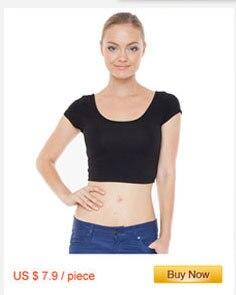 030094c875ca Summer American Apparel Crop Top Striped Short Sleeve Midriff-baring Tees  Casual Women O-Neck Ladies Cotton Punk Novelty T Shirt