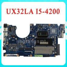 Original for ASUS UX32LA Laptop motherboard UX32LA-LN REV2.0 Mainboard Processor i5-4200 4G Memory HD Graphics 4400 100% tested