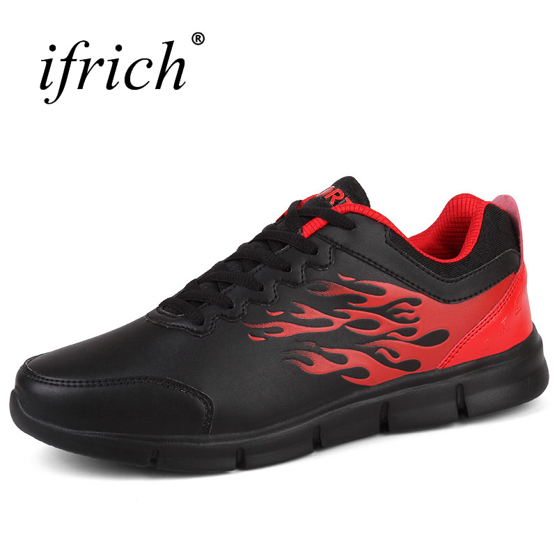 New Sport Running Shoes Men Comfortable Sports Footwear Spring Autumn Running Sneakers Lace Up Running Sneakers Men