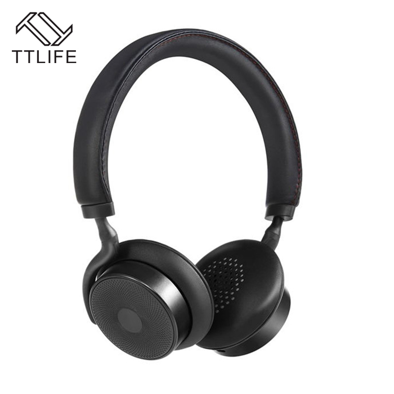TTLIFE Wireless Headphones Touch Control Bluetooth 4.1 Headsets Stereo Bass HD Sound Gaming Headphone Sports Earphones For phone brand bonnet beanies knitted winter hat caps skullies winter hats for women men beanie warm baggy cap wool gorros touca hat 2017