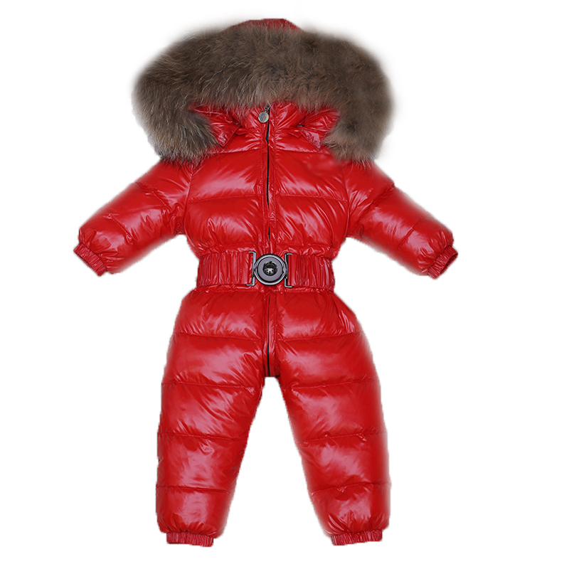 2018 Children Jumpsuit Baby Winter Duck Down Rompers Raccoon Fur Girl Boy Overall Snowsuit Coat Warm Kid Jumpsuit Baby Outerwear2018 Children Jumpsuit Baby Winter Duck Down Rompers Raccoon Fur Girl Boy Overall Snowsuit Coat Warm Kid Jumpsuit Baby Outerwear
