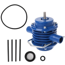 Heavy Duty Self-Priming Hand Electric Drill Water Pump Home Garden Centrifugal LS'D Tool cpm 130 centrifugal self priming water pump with copper wire and brass impeller