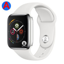 A Bluetooth Smart Watch Smartwatch Series 4 Men with Phone Call Remote Camera for IOS Apple iPhone Android Samsung HUAWEI(China)