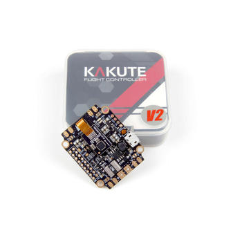 Holybro Kakute F4 AIO All in One V2 Flight Controller STM32 F405 MCU Integrated PDB OSD for RC Drone new upgraded speedybee f4 aio v2 flight controller ble module integrated betaflight osd flight control with 16mb blackbox