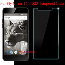 For Fly FS523 cirrus 16 Tempered Glass Screen Protector for Fly Cirrus 16 Fs523 2.5 9H Safety Protective Film on Cirrus16 Fs 523(China)