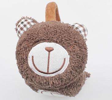 Ear Warmers Women Ladies Girl Sweet  Plush Fluffy Warm Fur Earmuffs Earlap Ear Cover Ear Muffs Orejeras Winter