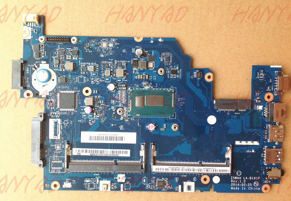 NBML811004 FOR font b ACER b font E5 571 E5 571P 15 6 Inch Laptop Motherboard