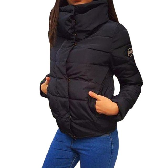 Women Autumn Winter Jacket Female Down Coat Feminina Parkas Casual Jackets Inverno Parka Plus Size