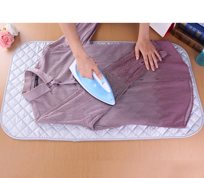 Export portable folding ironing clothes cotton pad ...