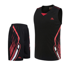 2018 Men Team Basketball Jerseys Sets Blank College Basketball Uniforms Throwback Training Jerseys Suits Sports Clothing Custom