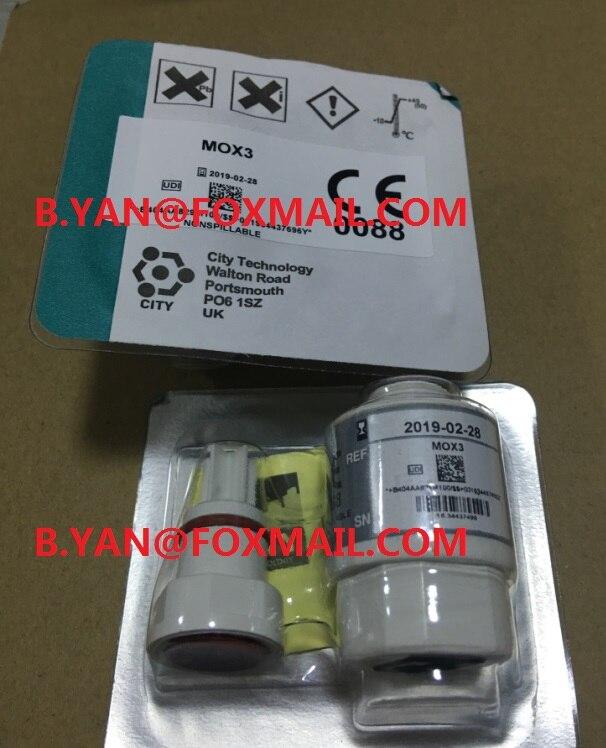 City Technologies sensor 100 original new date MOX 3 MOX3 medical oxygen sensor O2 sensor
