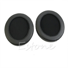 OOTDTY 2x Replacement Sponge Ear Pads Cushion for Audio Technica ATH-M50 M50S M20 M30 Headset