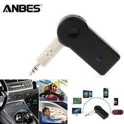 Bluetooth AUX Mini Ricevitore Audio Trasmettitore Bluetooth 3.5mm Martinetti Vivavoce Auto Bluetooth Car Kit Musica Adattatore AUX Bluetooth