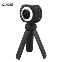 360 Panoramic Camera Sport Camera Action 30FPS 2 7K 25FPS Dual 220 Wide Angle Fisheye Lens