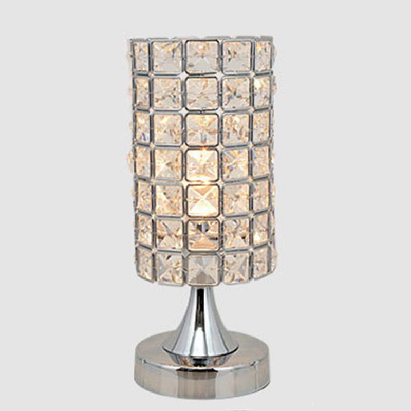 Creative fashion LED table lamps for bedroom Moder. Online Get Cheap Silver Table Lamps  Aliexpress com   Alibaba Group