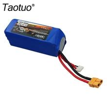 Taotuo Мощность Литий-полимерный Батареи Lipo 11.1 В 5400 мАч 20C XT60 Разъем Для CX-20/X380/V303/V393 Вертолет Беспилотный Bateria