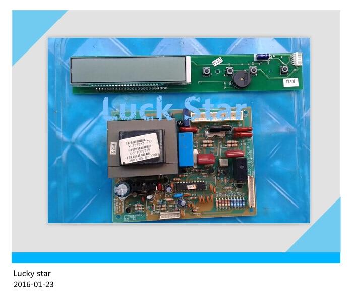 95% neue für Haier kühlschrank Frequenz inverter board fahrer bord 0064000279 Display panel 64000280 satz