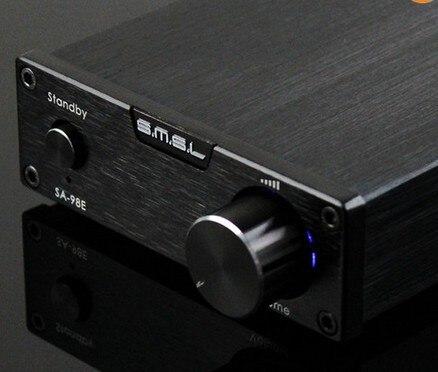SMSL SA 98E 160 Watt * 2 Big Power HIFI Digitalverstärker + SMSL 36V5. 7A Stromversorgung - 2