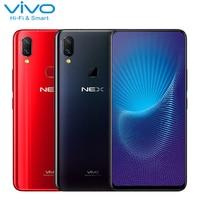 Vivo Nex Mobile Phone 6.59 Full Screen 6GB RAM 128GB ROM Snapdragon 710 Octa Core Android 8.1 Auto elevated Camera Smartphone