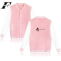 Fashion Design Resident Evil Baseball Jacket Clothes With Plus Size Womens Winter Jackets And Coats In