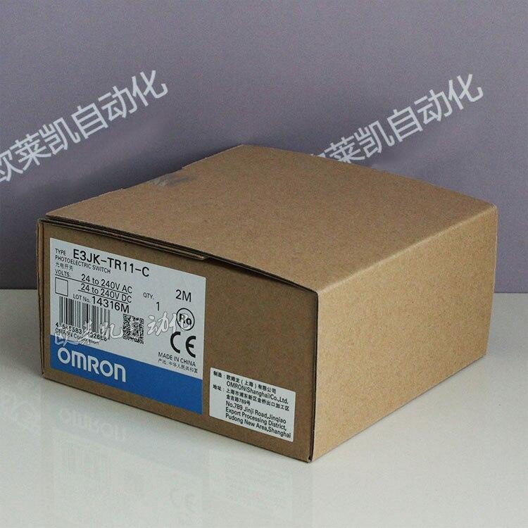 E3JK-DR12/DR11-C/RR11/RR12-C/E3JK-TR12/TR11-C OMRON nouvelle marqueE3JK-DR12/DR11-C/RR11/RR12-C/E3JK-TR12/TR11-C OMRON nouvelle marque