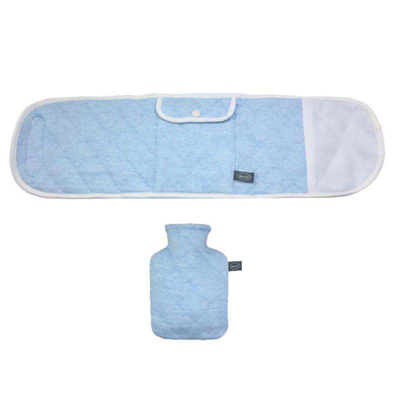 Baby Hot Water Bottle Belt Outdoor Home Warmer Water Filling Hot Water Bag Winter Warm Water Bag 15 electric heating belt hot water bag combo warm hands treasure flannel explosion proof belt charging plug