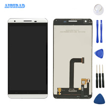 AICSRAD original White gold have in stock For cubot x15 LCD Display+Touch Screen Digitizer Assembly NSF550FH4001 x 15 +Tools