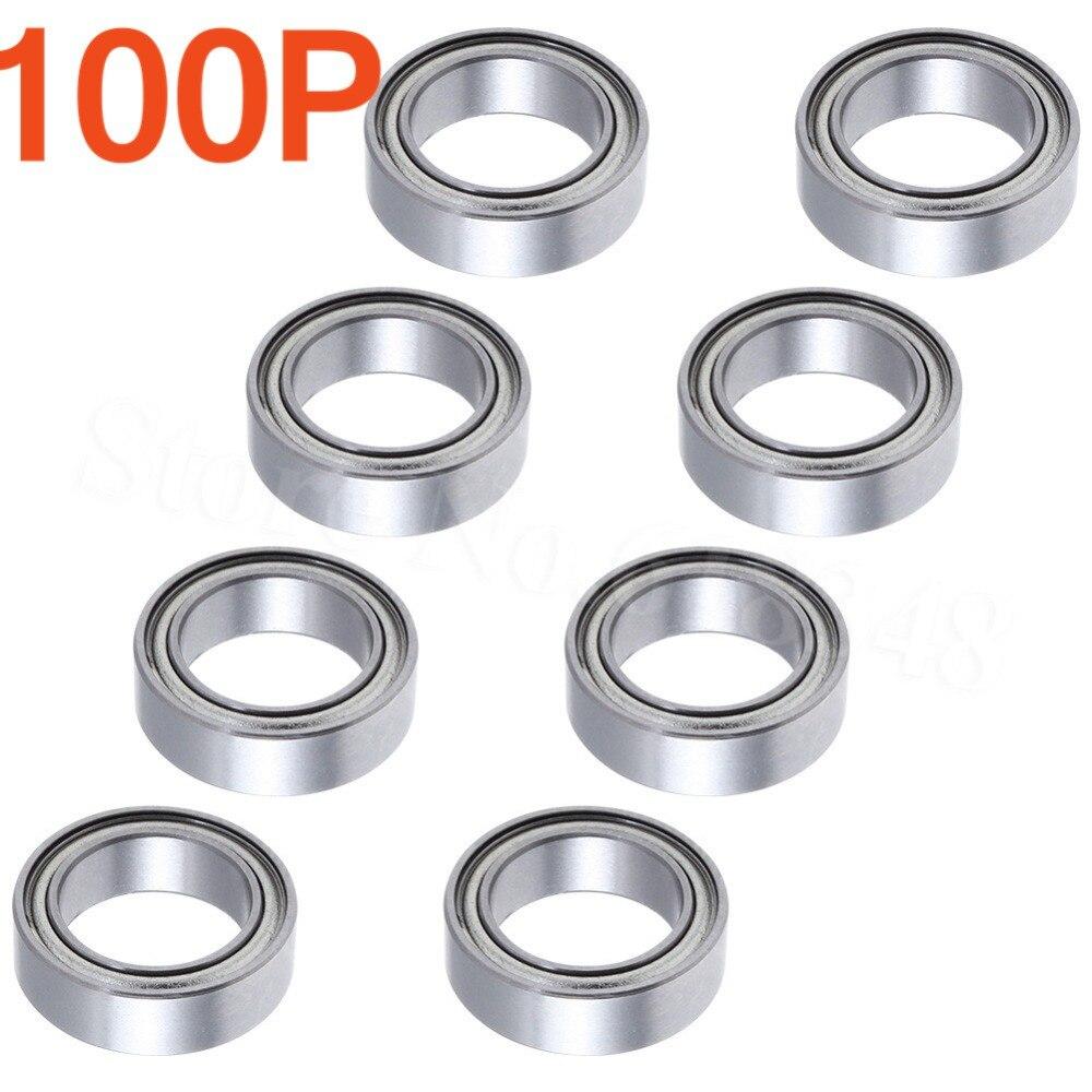 Roulements /à bille acier doux pauvre en carbone 10mm lot X100 Bearing Options