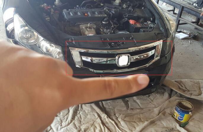 2008-2011 թվականներին Honda համաձայն - Ավտոպահեստամասեր - Լուսանկար 2