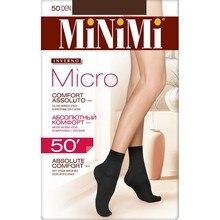 Носки женские  Minimi Micro 50 3D