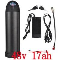 No Tax Great 48V 17Ah 18Ah 750W 1000W Ebike Battery Li Ion Water Kettle Lithium Electric
