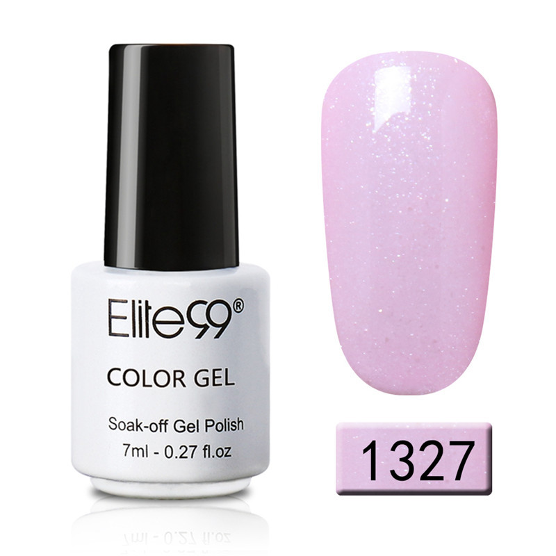 Elite99 Nail Gel Polish UV LED Color del caramelo 58 colores 7ML - Arte de uñas - foto 3