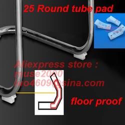22 25 28 мм круглые ножки контактная площадка под винт на угловая ножка кронштейн крышка угол треугольник пол доказательство стальная трубка