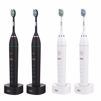 Doxo Electric Toothbrush Acoustic Soundwave Sonic Toothbrush Charging Dente Soft Toothbrushes Intelligent Vibration Automatic