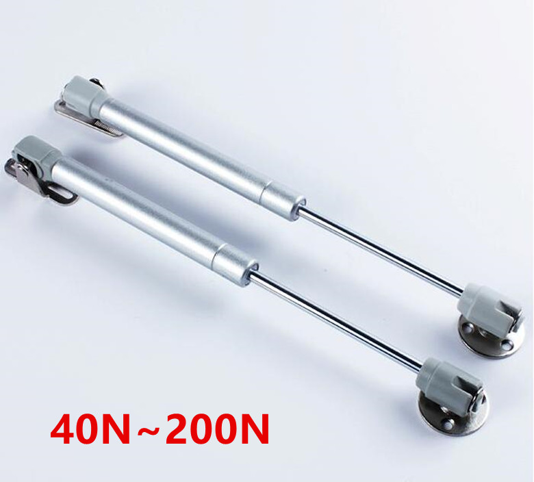 New Practical Furniture Hinge Kitchen Cabinet Door Lift Pneumatic Support Hydraulic Gas Spring Stay Hold Pneumatic Hardware