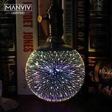 Led light bulb e27 led lamp 3D decoration 220-240V holiday lights st64 g95 novelty christmas decor for home lampada