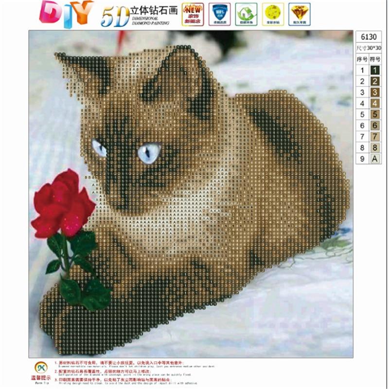 Diamentowy kotek wielki kutas