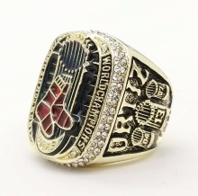 Who Can Beat Our Rings, High Quality 2013 Boston Red Sox Major League Baseball Championship Rings