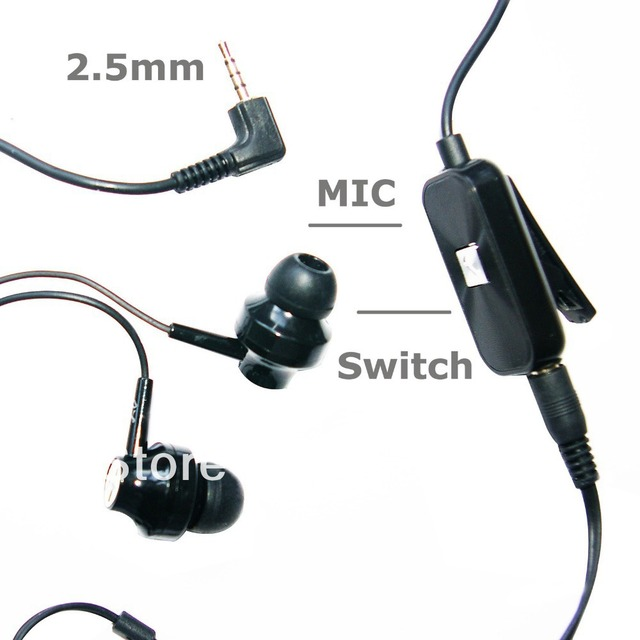 Stereo Mega Bass Music Earphone Headset Headphone For Motorola Mobile Phone A1200 A1200e A1208 A1210