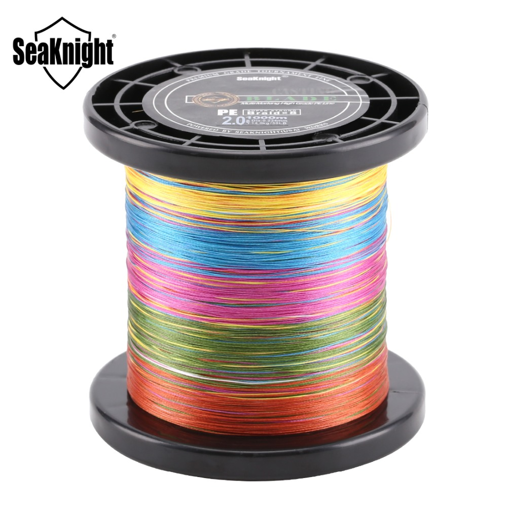 SeaKnight 1000M Multi-color 10 Meters/Color Super PE Braided Fishing Line 8 Strand Weaves Multifilament Fishing Wire 20-100LB smoke sensor relay output smoke detector smoke induction switch module factory direct sales page 5 page 4 page 4