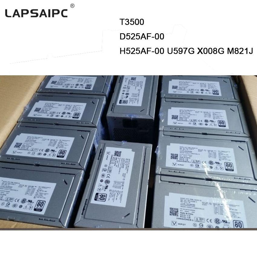T3500 Switching Power supply D525AF-00 U597G Precision H525AF-00 U597G X008G M821J server power ac adapter USDED redroom 2018 07 28t14 00