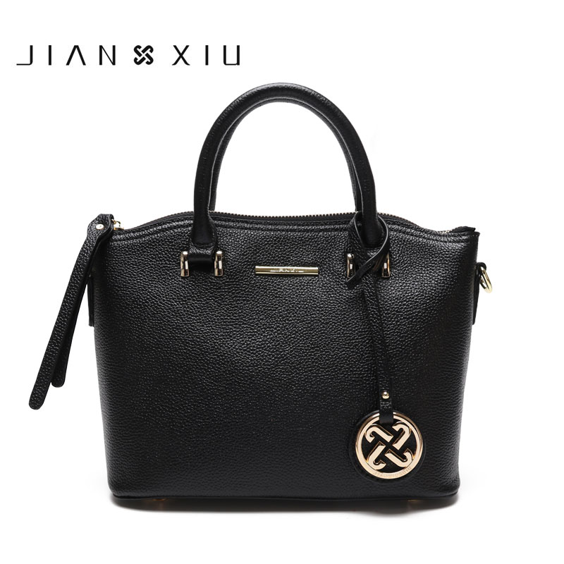 2018 Fashion Female Small Tote JIANXIU Brand Women Genuine Leather Handbags  Messenger Bags Shoulder Bag Numa cela obliquamente 2017 fashion all match retro split leather women bag top grade small shoulder bags multilayer mini chain women messenger bags