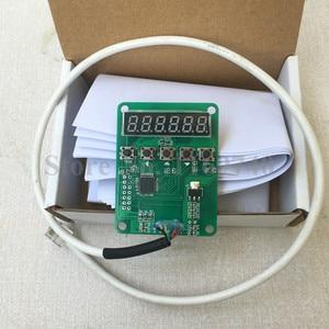 Image 3 - Controlador de Motor de bucle cerrado HB860H Unidad de configuración inteligente de mano, controlador Nema 34, dispositivo de placa de depuración de división de parámetros HB860H