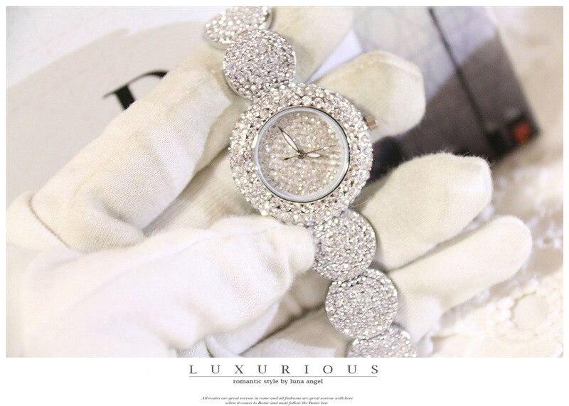 패션 여성 시계 럭셔리 다이아몬드 몬트 유명한 우아한 팔찌 드레스 시계 숙녀 손목 시계 relogios femininos saat