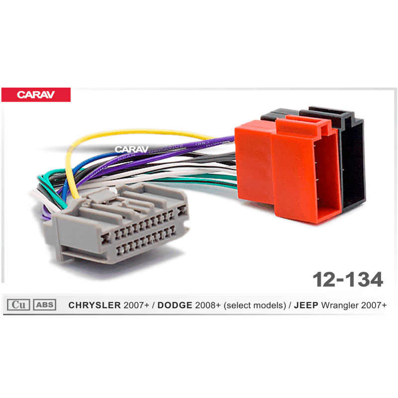 Biurlink Car Radio Wiring Harness Wire Fakra Adapter ... on